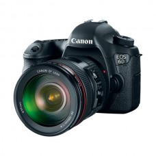 Canon EOS 6D + 24-105mm f/4L IS USM