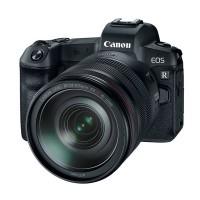Canon EOS R + RF 24-105mm f/4L + адаптер EF - EOS R
