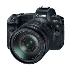 Canon EOS R + 24-105mm f/4L IS USM