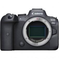 Canon EOS R6 + адаптер EF-EOS R