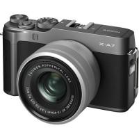 Fujifilm X-A7 + 15-45mm