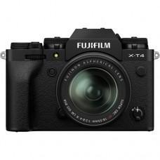 Fujifilm X-T4 + 18-55mm f/2.8-4