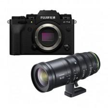 Fujifilm X-T4 + MKX 18-55mm T2.9