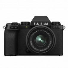 Fujifilm X-S10 + 15-45mm f/3.5-5.6