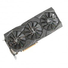 ASUS OC Radeon RX 580 8GB DDR5 (STRIX-RX580-O8G-GAMING)