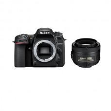 Nikon D7500 + 35mm f/1.8G DX