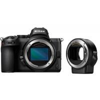 Nikon Z5 Body + FTZ адаптер