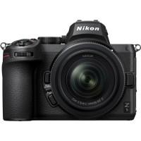 Nikon Z5 + 24-50mm f/4-6.3 + FTZ адаптер