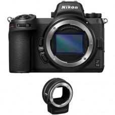 Nikon Z6 II Body + FTZ адаптер
