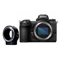 Nikon Z6 Body + FTZ адаптер