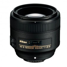 Nikon AF-S NIKKOR 85mm f/1.8G