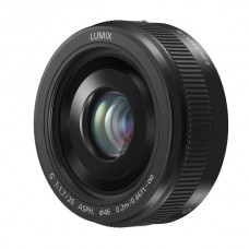 Panasonic 20mm f/1.7 II ASPH.
