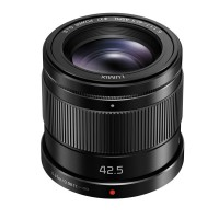 Panasonic 42.5mm f/1.7 ASPH. POWER O.I.S