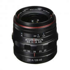 Pentax HD 20-40mm f/2.8-4 ED Limited DC WR