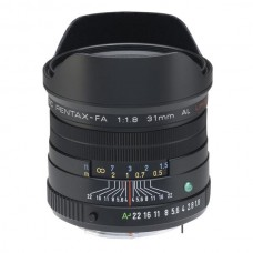 Pentax SMC FA 31mm f/1.8 Limited