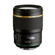 Pentax HD FA 50mm f/1.4 SDM AW