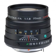 Pentax SMCP FA 77mm f/1.8 Limited