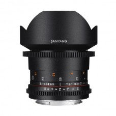 Samyang 14mm T3.1 VDSLR ED AS IF UMC II
