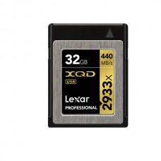 Lexar XQD 32GB Professional 2933x
