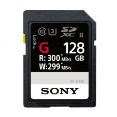 Sony 128GB SF-G Series UHS-II SDXC
