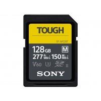 Sony 128GB SDXC UHS-II U3 V60 R277/W150MB/s Tough (SFM128T.SYM)