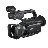 Sony HXR-NX80 + Sony ECM-XM1