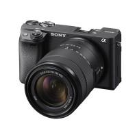 Sony A6400 + 18-135mm f/3.5-5.6 OSS