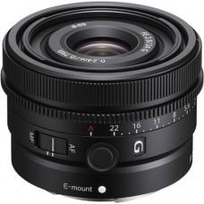 Sony 24mm f/2.8 G (SEL24F28G)