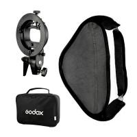 Godox Speedlite Softbox + S-type Bracket (Bowens Mount)