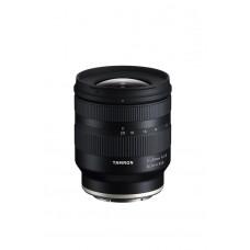 Tamron 11-20mm f/2.8 Di III-A RXD для Sony E