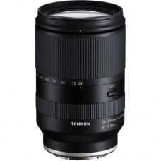Tamron 28-200mm f/2.8-5.6 Di III RXD для Sony E