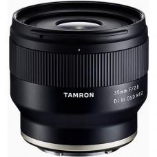 Tamron 35mm f/2.8 Di III OSD M 1:2 для Sony E