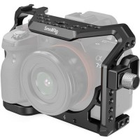SmallRig Cage for Sony Alpha 7S III + HDMI Cable Clamp